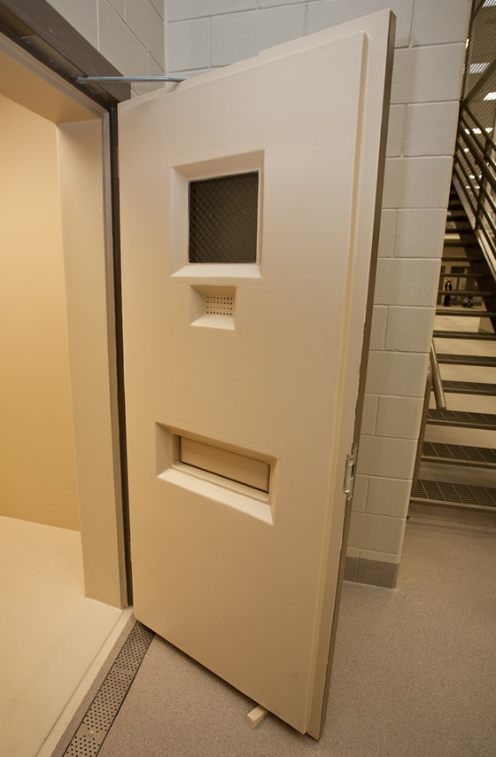 Gold Medal Safety Padding Door