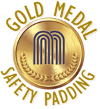 Gold Medal Safety Padding logo