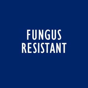 Fungus Resistant text